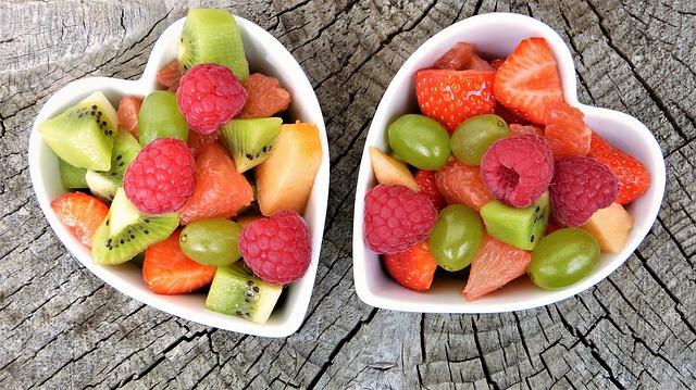 Veģetāri produkti - augļi